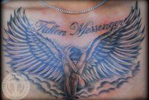 Tattoos by Rakel / All the amazing tattoos done by Tranceformations artist Rakel!