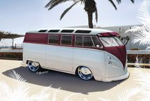 Awesome Cars / VW T1