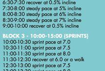 Treadmill Workouts / 0