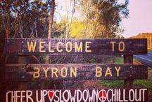 I Heart Byron Bay / What's not to love about Byron Bay