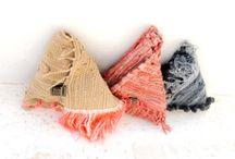 Rug Bags / Handmade Rug Bags by Nota