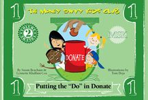 Pay it Forward & Give Back / Ways to encourage your youngster to share during this season of giving and thanking.