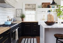 Kitchen Love / Dream Kitchens- the place where the magic Coffee juice gets made <3