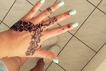 Henna Tattoo / Selfmade