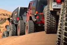 Jeeps / Jeeps in all shapes and sizes