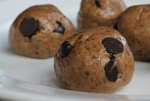 Protein Balls and Smoothies