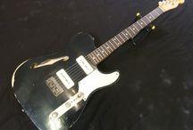 Keith Holland  guitars