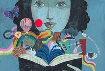 Books that touch fingers and inspire / by Valerie Lima