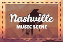 Nashville Music Scene / by Kidbilly Music