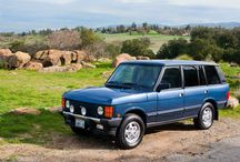 Land Rover Range Rover / by Shawn Baden