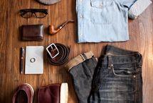 My Style / mens_fashion / by Joel Gellvear