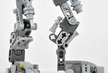 LEGO mecha ロボ