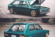 Audi 50 / Ta tablica jest na temat Audi 50. Według mnie Audi 50 jest podobne do Volkswagena Golfa mkI