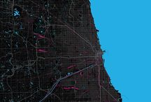 Maps / City Maps Art