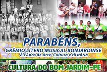 #Grêmio Lítero Musical Bonjardinense