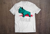 dogz / coustom made t-shirts with dogs