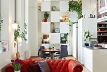 Milanówek living room