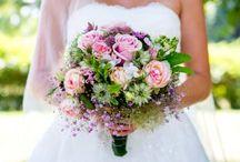 Brautsträuße / Findet hier Inspirationen für euren Brautstrauß.