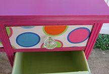 Fun furniture!
