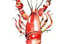 Lobster Pop Up