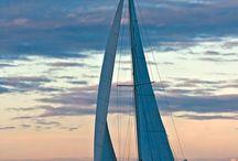 Sailboat&Lighthouses♡