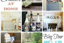 Best Blog Round Ups / Bloggers best themed ideas from around the web for recipes, craft ideas, holidays, entertaining, diy projects and more.