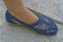 Virkkaus: tossut ja sukat