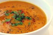 potage et soupe