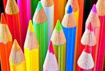 Multicoloured Object's