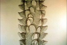 Ruth asawa textile art