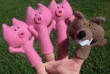 Toy sewing DIY