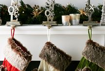 Chrismas decor / Is it too early to decorate?  / by Jolene Larson
