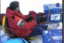VIDEOS - Expedición TransGroenlandia 2002 con Ramón Larramendi / La TransGroenlandia 2002, un viaje expedición a Groenlandia que marcó un hito en la historia de las exploraciones polares españolas…