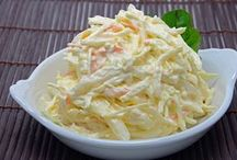 salada de repolho c/ iogurte