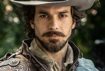 The Musketeers / The Musketeers BBC