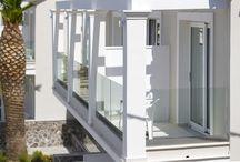Terezas Hotel - Exterior Spaces / Pool Bar, sitting area, coffee area in Terezas Hotel in Sidari, Corfu