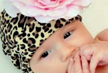 Baby Hair Accesories / by Pink Taffy Designs