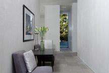 Contemporary Hallway Design