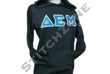Delta Epsilon Mu Fraternity  / Hoodies, Zip-ups , Lined Jackets and much more...