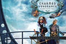 Charmed Vengeance / Things that remind me of Charmed Vengeance, book 2 of the Aether Chronicles Out now!!