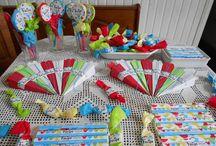 Cumple de Felipe by Orygami San Isidro / Invitaciones y souvenirs para Casamiento, 15 Años, Bar y Bat, Comuniones, Bautismos, Cumpleaños, Nacimientos, Baby Showers www.orygami.com.ar