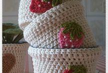decoração de crocher