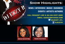 """The Ezzy B Show / Join co-hosts Natasha DavisVisionary (Five Simple Steps of a Successful Business), Sebrena Kelly (N-vest-N- You series) on the """"The Ezzy B Show"""" every Wednesday from 6-8pm on www.106liveradio.com, www.reggaevibesradio.com, www.hottcaribbean.com. REPLAY SHOW...."""