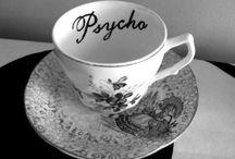 Psycho. / Uni inspiration...