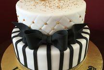 Debbie 50th birthday cake ideas