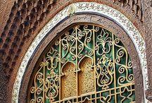 Islamic architecture  & textures