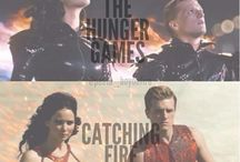 Hunger games / by Lauren Chittam