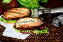 Бутерброды, сендвичи, тосты