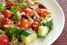 low FODMAP sides / Yummy sides (soups, salads, and more!) safe on the low FODMAP diet