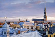 Places I have been to: Riga